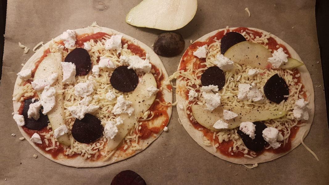 godaste vegopizzan