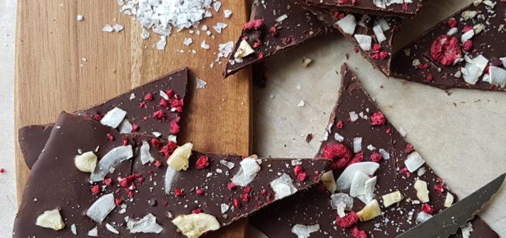 recept på chokladbräck