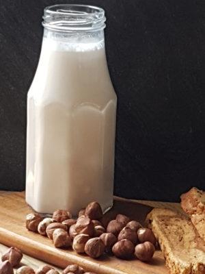 recept på hasselnötsmjölk