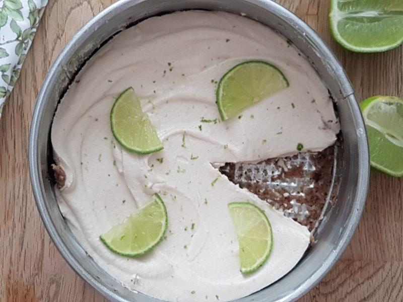 raw cheesecake recept