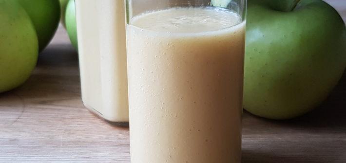 enkel äppeljuice
