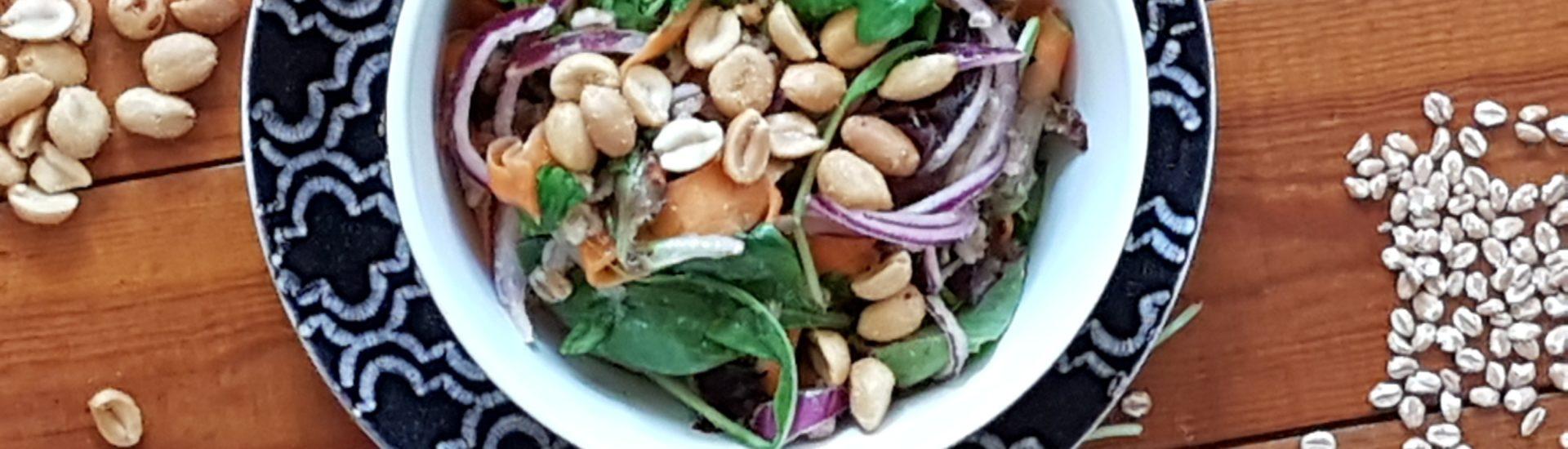 proteinrik middag
