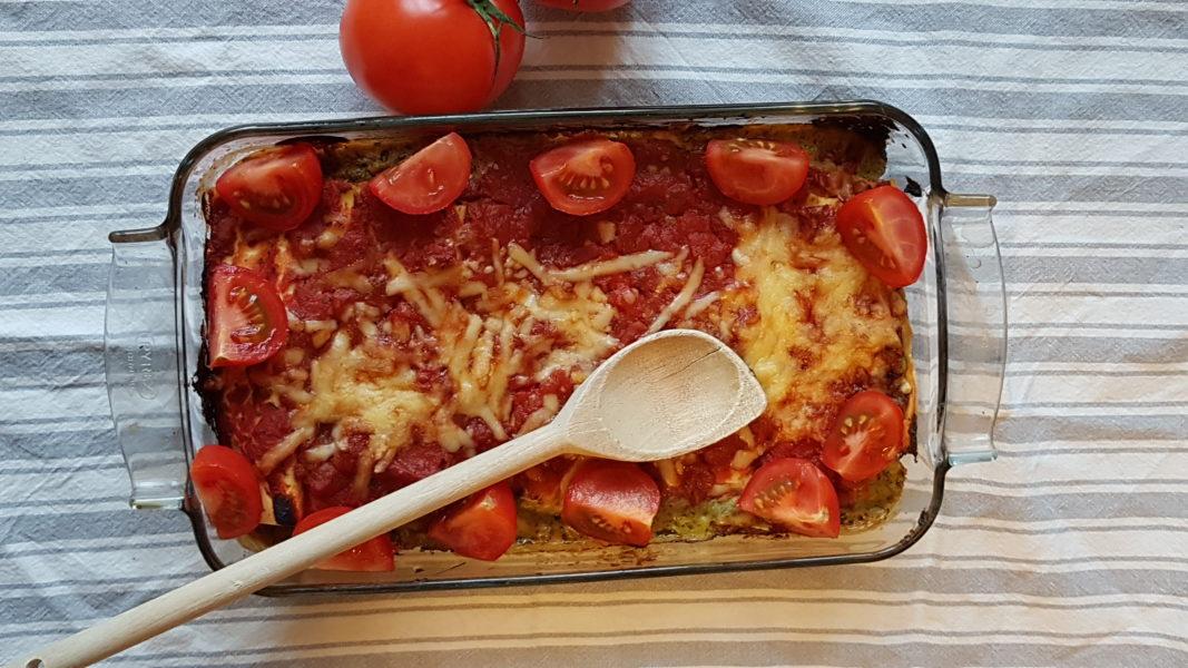 vegetarisk cannelloni