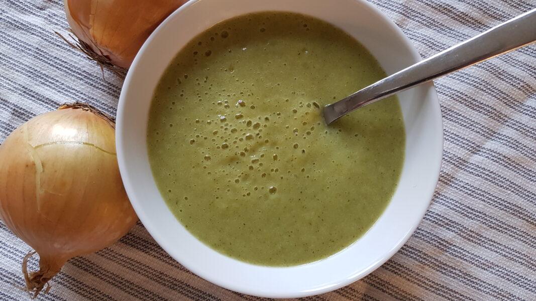 emkel broccolisoppa