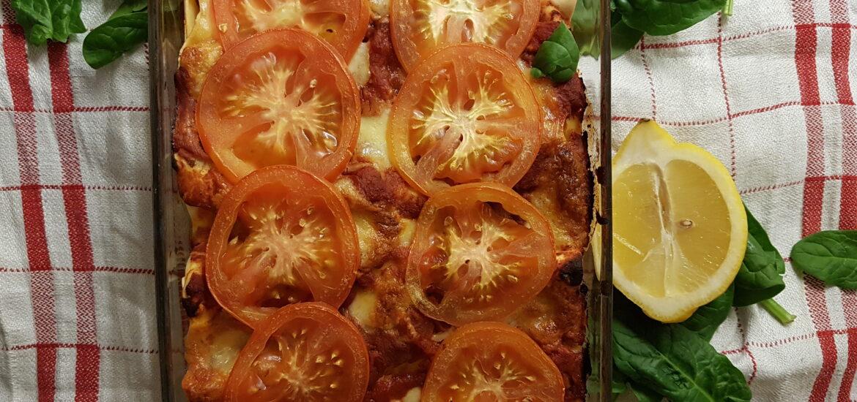 vegansk cannelloni