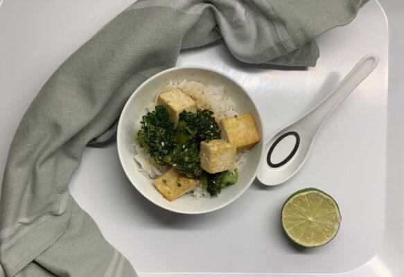 marinerad tofu