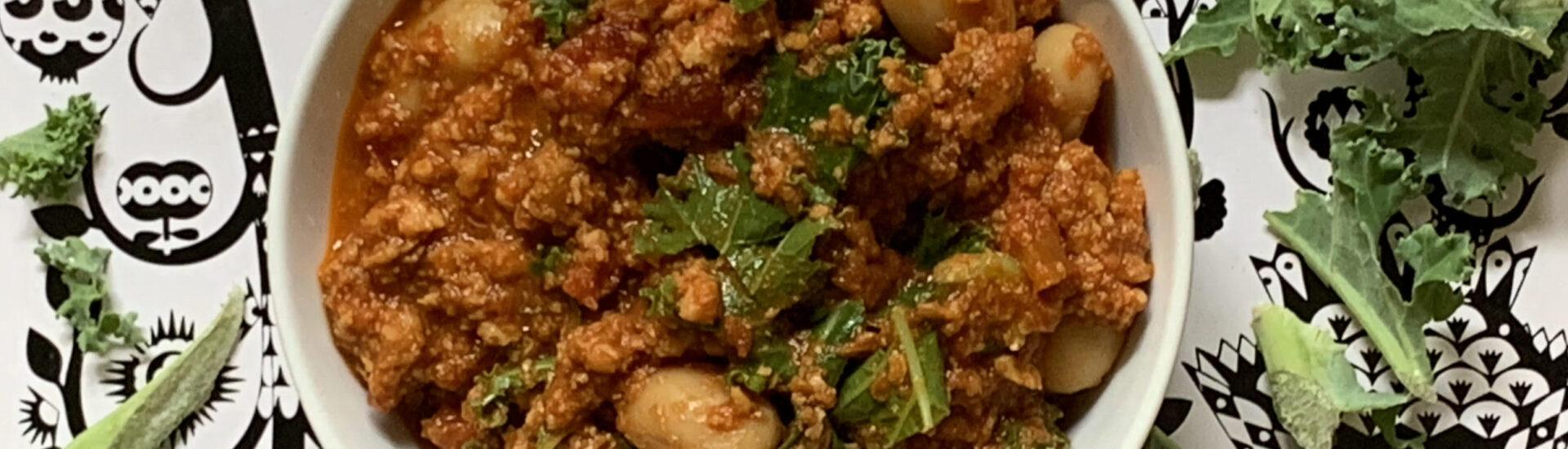 recept på chili grönkål