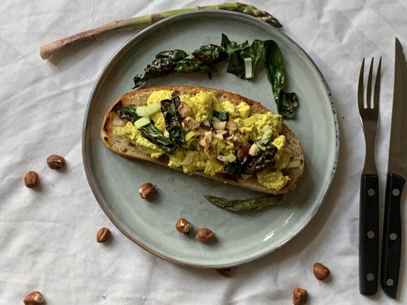 recept vegetarisk brunch
