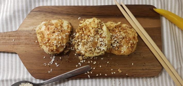recept på mozzarellabiffar